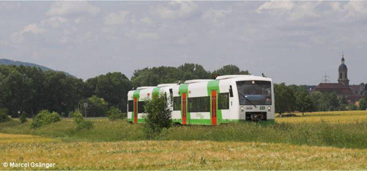 Das Ergebnis der VCD-Umfrage liegt vor – Anrainer sind pro Steigerwaldbahn!