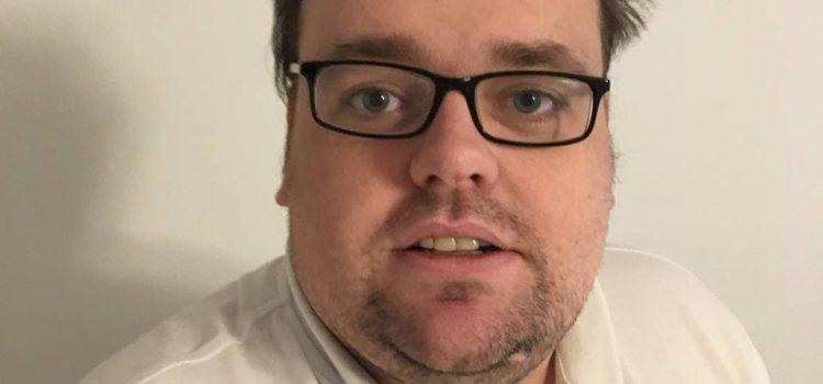 Der neue Vorsitzende Andreas Witte